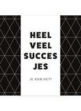 HEEL VEEL SUCCESJES •  CHOCOLADEWENS_