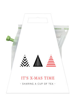 IT'S X-MAS TIME  •  TEABREWER GIFT CARD