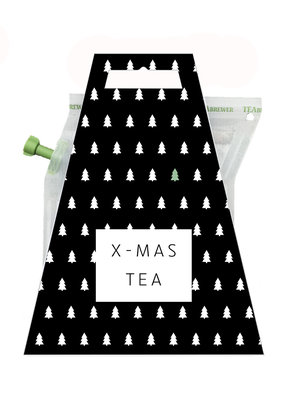 X-MAS TEA  •  TEABREWER GIFT CARD