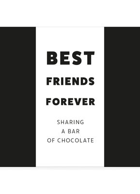 BEST FRIENDS  •  CHOCOLATE GIFT
