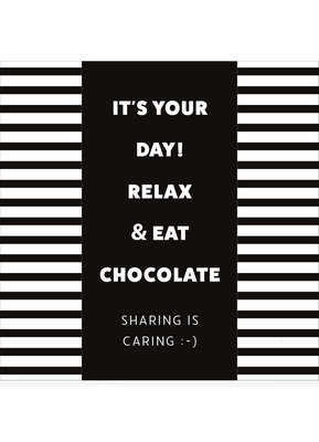 IT'S YOUR DAY  •  CHOCOLATE GIFT