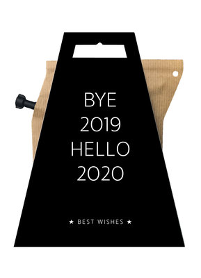 BYE 2019 HELLO 2020 COFFEEBREWER