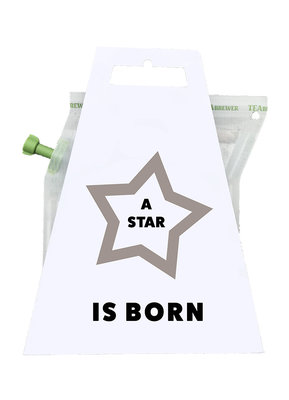 A STAR IS BORN *WIT* teabrewer gift card