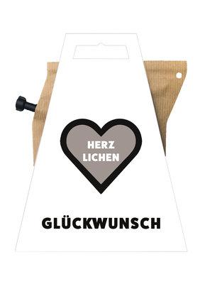 HERZLICHEN GLÜCKWUNSCH coffeebrewer gift card