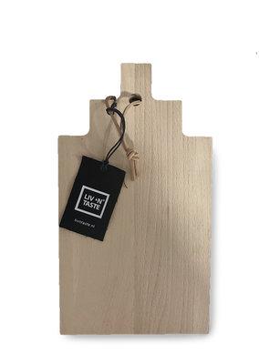 Oak board HOUSE small model B 27 x 15 cm