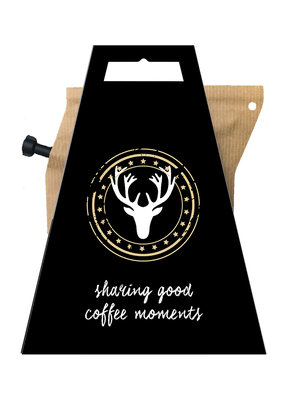 SHARING GOOD COFFEE MOMENTS