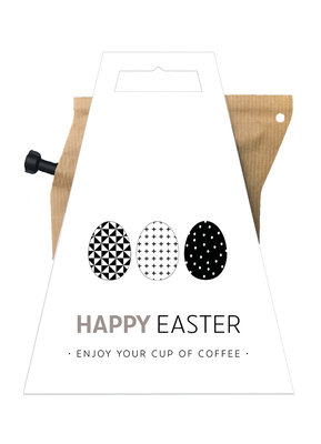 HAPPY EASTER coffeebrewer gift card