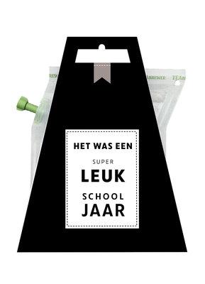 SUPER LEUK SCHOOLJAAR teabrewer gift card