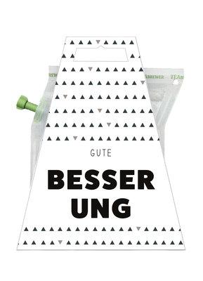 GUTE BESSERUNG teabrewer gift card