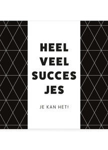 HEEL VEEL SUCCESJES •  CHOCOLADEWENS