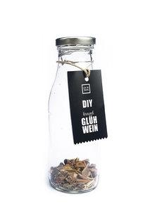 DIY Glühwein in fles