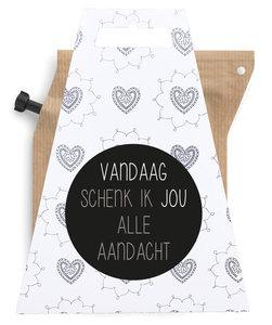 VANDAAG SCHENK IK JOU - coffeebrewer gift card
