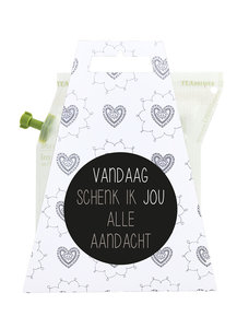 VANDAAG SCHENK IK JOU teabrewer gift card