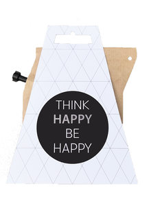 THINK HAPPY coffeebrewer gift card