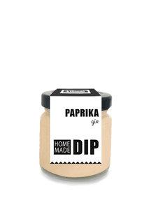 Paprika-gin dip
